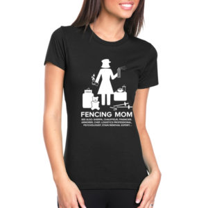 Fencing-Mom-Womens-Black-tshirt-1