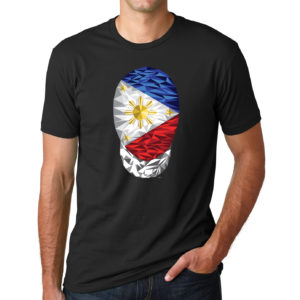 Geometric-Phillippines-tshirt