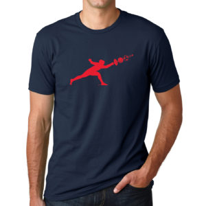 SOS-Multi-Navy-w-red-ink-Tshirt