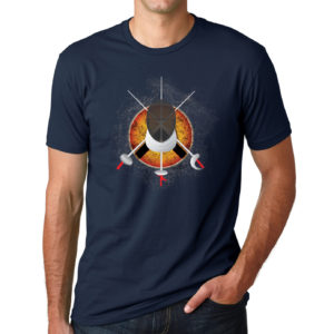 Spartan-Fencer-Navy-Tshirt-100x100